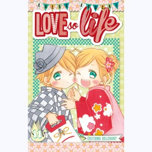 Love so life : Tome 11