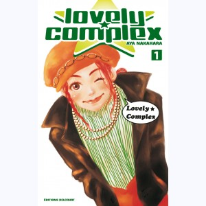 Lovely Complex : Tome 1