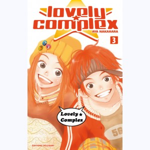 Lovely Complex : Tome 3
