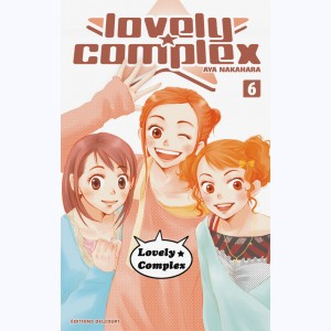 Lovely Complex : Tome 6
