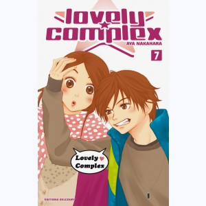 Lovely Complex : Tome 7