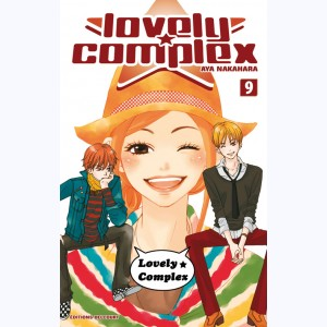 Lovely Complex : Tome 9