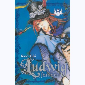 Ludwig Fantasy : Tome 1
