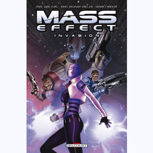 Mass Effect, Invasion