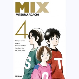 Mix : Tome 4