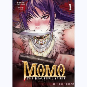 Momo the Beautiful spirit : Tome 1