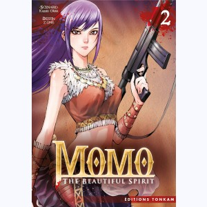 Momo the Beautiful spirit : Tome 2