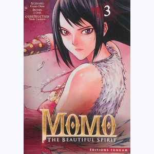 Momo the Beautiful spirit : Tome 3