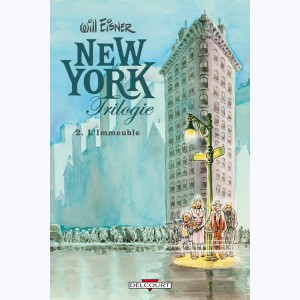 New York Trilogie : Tome 2, L'Immeuble