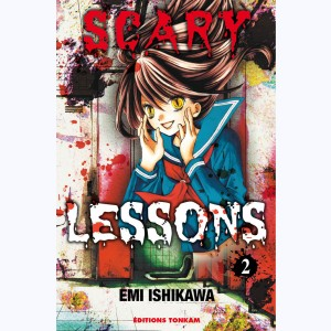 Scary Lessons : Tome 2
