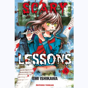 Scary Lessons : Tome 6
