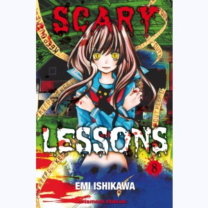 Scary Lessons : Tome 8