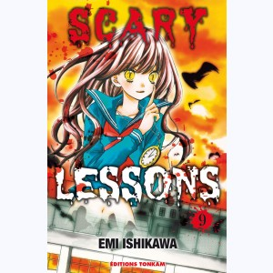 Scary Lessons : Tome 9