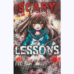 Scary Lessons : Tome 12