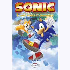 Sonic : Tome 5, Lost World et compagnie