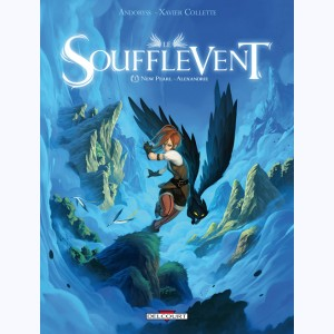 Le SouffleVent : Tome 1, New Pearl - Alexandrie
