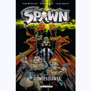 Spawn : Tome 8, Confessions