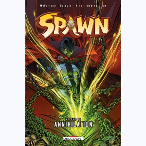 Spawn : Tome 14, Annihilation