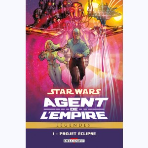 Star Wars - Agent de l'empire : Tome 1, Projet Éclipse