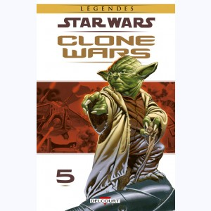 Star Wars - Clone Wars : Tome 5, Les meilleures lames