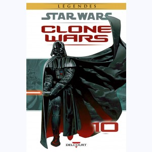 Star Wars - Clone Wars : Tome 10, Epilogue