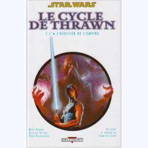 Star Wars - Le Cycle de Thrawn : Tome 1.1, L'héritier de l'empire