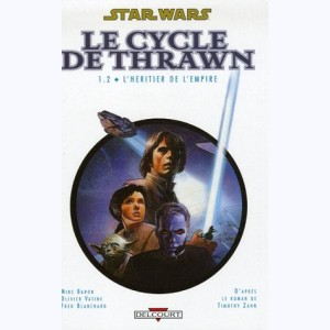 Star Wars - Le Cycle de Thrawn : Tome 1.2, L'héritier de l'Empire