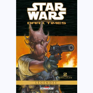 Star Wars - Dark Times : Tome 2, Parallèles
