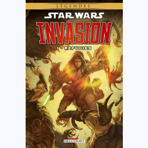 Star Wars - Invasion : Tome 1, Réfugiés