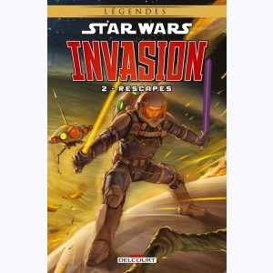 Star Wars - Invasion : Tome 2, Rescapés
