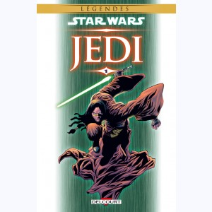 Star Wars - Jedi : Tome 1, Mémoire obscure