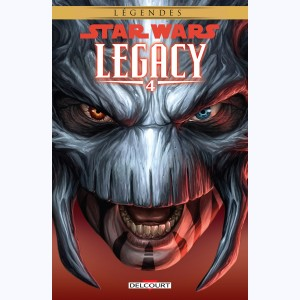 Star Wars - Legacy : Tome 4, Indomptable