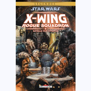 Star Wars - X-Wing Rogue Squadron : Tome 5, Bataille sur Tatooine