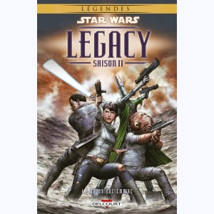 Star Wars - Legacy Saison II : Tome 4, Un unique Empire