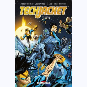 Tech Jacket : Tome 2, Décollage