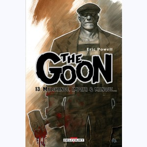 The Goon : Tome 13, Malchance, impair & manque...