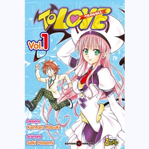 To love Trouble : Tome 1