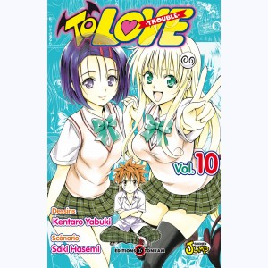 To love Trouble : Tome 10