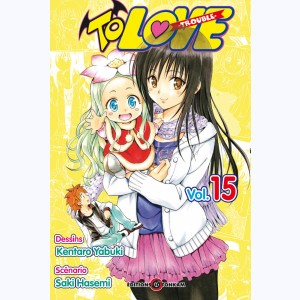 To love Trouble : Tome 15
