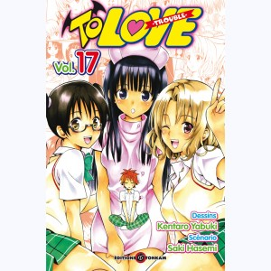 To love Trouble : Tome 17