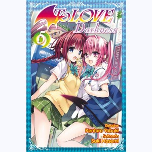 To Love Darkness : Tome 5