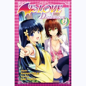To Love Darkness : Tome 9