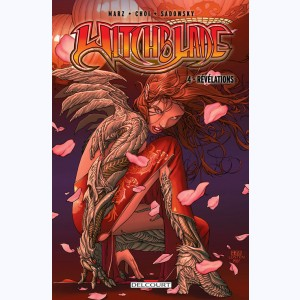Witchblade : Tome 4, Révélations