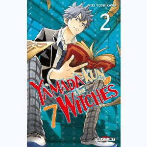 Yamada kun & The 7 witches : Tome 2