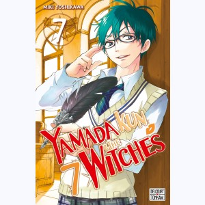 Yamada kun & The 7 witches : Tome 7