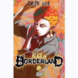 Alice in Borderland : Tome 14