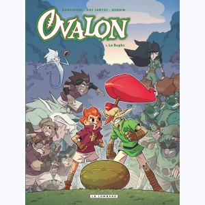 Ovalon : Tome 3, Le Rugby