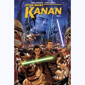 Star Wars - Kanan : Tome 1