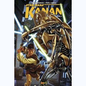 Star Wars - Kanan : Tome 2