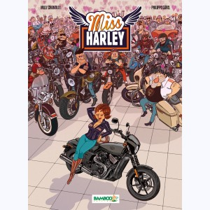 Miss Harley : Tome 1